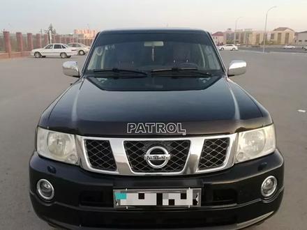 Nissan Patrol 2009 года за 7 200 000 тг. в Актау – фото 3