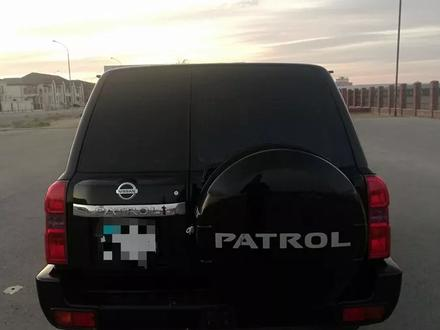 Nissan Patrol 2009 года за 7 200 000 тг. в Актау – фото 7