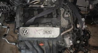 Двигатель Volkswagen Touran 2.0 литра за 320 000 тг. в Алматы