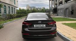 Hyundai Elantra 2018 года за 7 800 000 тг. в Нур-Султан (Астана)