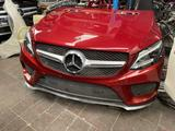 Бампер передний Mercedes Benz GLE за 10 000 тг. в Алматы