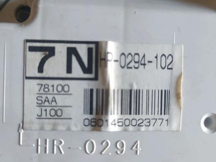 Щиток приборов на Honda Fit за 15 000 тг. в Алматы – фото 3