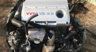 Двигатель 3mz-FE, 4wd за 450 000 тг. в Алматы