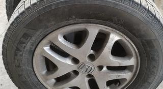 Хонда элемент. Комплект дисков на зимней резине. за 160 000 тг. в Алматы