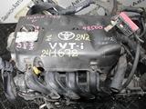 Двигатель TOYOTA 2NZ-FE Контрактный  Доставка ТК, Гарантия за 283 000 тг. в Новосибирск
