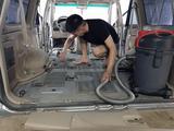 Профессиональная химчистка автомобиля. — мойка двигателя в подарок! в Нур-Султан (Астана) – фото 5