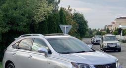 Lexus RX 350 2013 года за 12 800 000 тг. в Алматы – фото 4