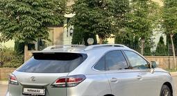 Lexus RX 350 2013 года за 12 800 000 тг. в Алматы – фото 5