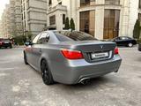BMW 550 2007 года за 8 500 000 тг. в Алматы – фото 3