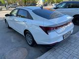 Hyundai Elantra 2021 года за 10 500 000 тг. в Алматы – фото 3