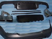 Астана Задний бампер Mercedes w222 за 314 100 тг. в Нур-Султан (Астана)