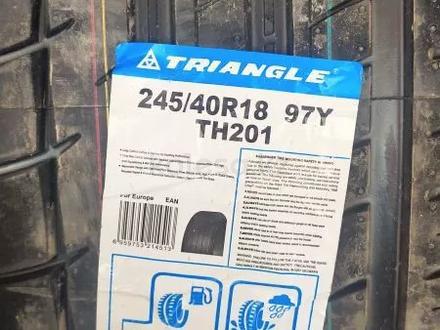 245/40/r18 Triangle (TH201) за 19 500 тг. в Алматы