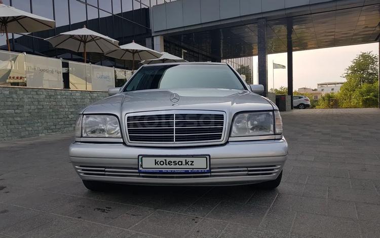 Mercedes-Benz S 320 1997 года за 4 000 000 тг. в Шымкент