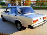 ВАЗ (Lada) 2107 2012 года за 1 600 000 тг. в Семей – фото 4