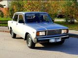 ВАЗ (Lada) 2107 2012 года за 1 600 000 тг. в Семей
