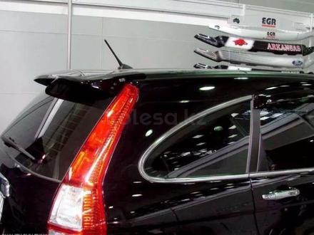 Спойлер, обвес. На крышку багажника хонда. Анти крыло за 28 000 тг. в Алматы – фото 3