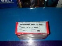 Mitsubishi запчасти двигатель (поршневые кольца) 6а12 за 12 000 тг. в Алматы