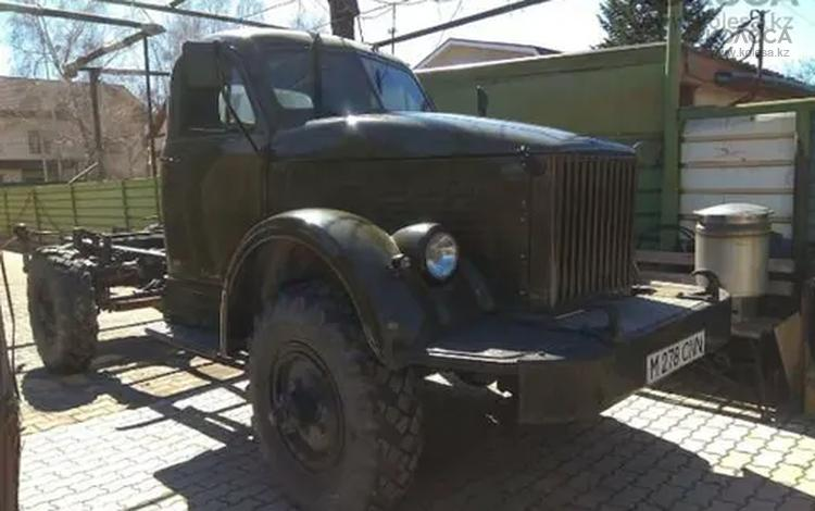 ГАЗ  63 1967 года за 2 800 000 тг. в Караганда
