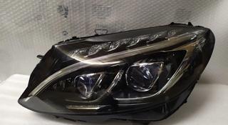 Mercedes C w205 рест фара левая правая full LED за 360 000 тг. в Алматы