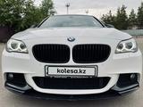 BMW 535 2011 года за 13 500 000 тг. в Нур-Султан (Астана) – фото 2