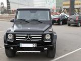 Mercedes-Benz G 500 2012 года за 26 500 000 тг. в Алматы