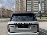 Land Rover Range Rover 2014 года за 25 000 000 тг. в Шымкент – фото 4