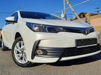 Toyota Corolla 2018 года за 9 950 000 тг. в Костанай