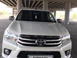 Toyota Hilux 2018 года за 14 200 000 тг. в Алматы