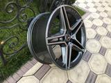Оригинальные диски R21 AMG на Mercedes GLS, GLE Мерседес за 1 070 000 тг. в Алматы – фото 3