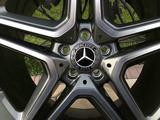 Оригинальные диски R21 AMG на Mercedes GLS, GLE Мерседес за 1 070 000 тг. в Алматы – фото 4