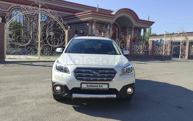 Subaru Outback 2017 года за 11 000 000 тг. в Тараз