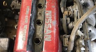 Двигатель ниссан 2 литра за 160 000 тг. в Караганда