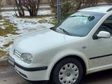 Volkswagen Golf 2003 года за 2 300 000 тг. в Алматы – фото 3