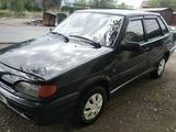 ВАЗ (Lada) 2115 (седан) 2008 года за 650 000 тг. в Семей