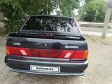 ВАЗ (Lada) 2115 (седан) 2008 года за 650 000 тг. в Семей – фото 4