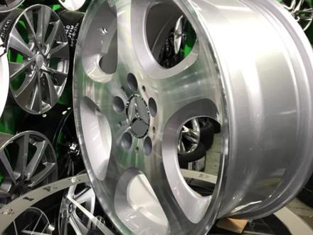 Комплект дисков от Rainbow Dance Allow Wheels в Астане за 140 000 тг. в Атырау – фото 3