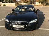 Audi A7 2010 года за 10 500 000 тг. в Алматы