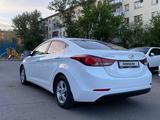 Hyundai Elantra 2016 года за 6 500 000 тг. в Нур-Султан (Астана)