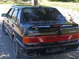 ВАЗ (Lada) 2115 (седан) 2011 года за 1 350 000 тг. в Шу – фото 4