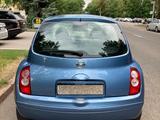 Nissan Micra 2007 года за 3 500 000 тг. в Алматы – фото 4