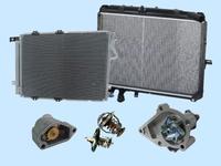 Радиатор на Hyundai Tucson 2004-2018 за 500 тг. в Алматы