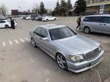 Mercedes-Benz S 600 1992 года за 3 300 000 тг. в Алматы – фото 3