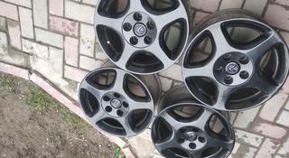 Комплект оригинальных дисков r16 5x114.3 Lexus за 70 000 тг. в Алматы