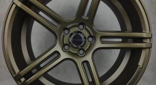 Комплект новых дисков r17 5*100 за 220 000 тг. в Павлодар