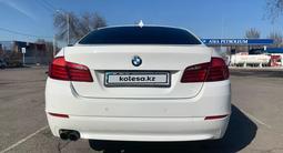 BMW 523 2010 года за 7 500 000 тг. в Алматы – фото 5