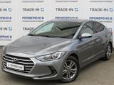 Hyundai Elantra 2018 года за 6 610 000 тг. в Шымкент