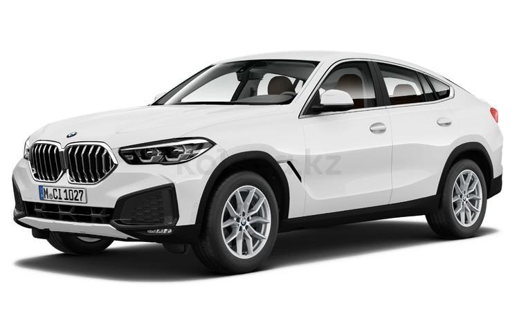 BMW X6 2020 года за 36 878 638 тг. в Актобе