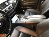 BMW 528 2010 года за 7 800 000 тг. в Алматы – фото 4