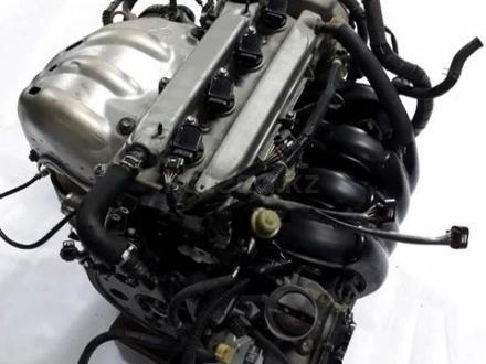 Мотор 2AZ fe Двигатель toyota camry (тойота камри) двигатель toyota… за 82 123 тг. в Алматы