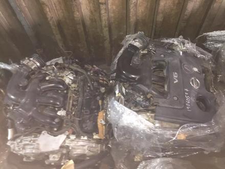 Двигатель и Акпп на Teana VQ25 2012 Контрактные! за 300 000 тг. в Алматы – фото 2